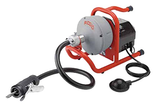 Ridgid 74392 K-40 Sink Machine 100V 50/60 JAPAN by Ridgid