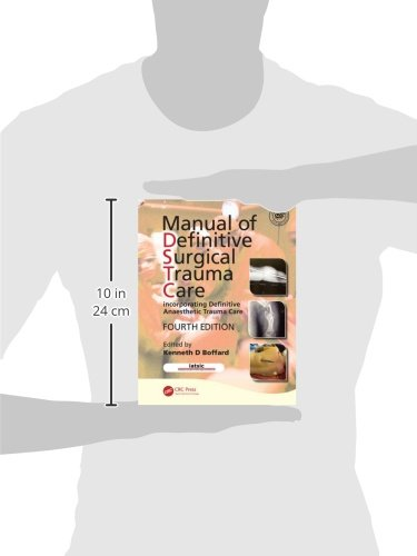 Manual of Definitive Surgical Trauma Care, Fourth Edition