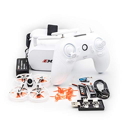 EMAX-Tinyhawk-2-II-RTF-Kit-FPV-FRSKY-Camera-Racing-Drone-with-Goggles-and-Controller-for-Kids-and-Beginners