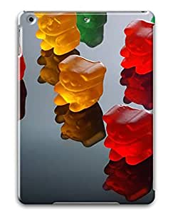 sale covers Gummy Bears PC Case for ipad air/apple ipad 5th generation