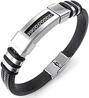 AnaZoz Bracelet en Acier