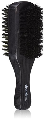 Diane 100% Boar Medium 2-Sided Club Brush