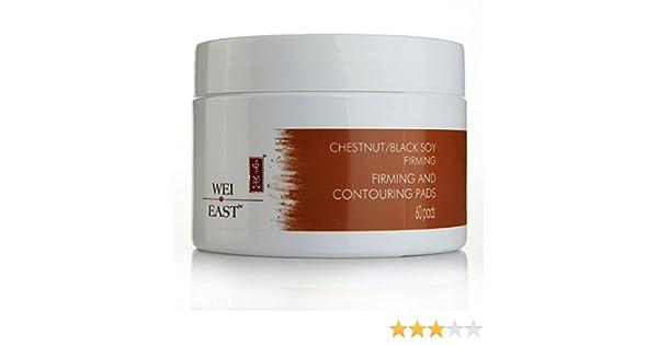 Wei East Refirming Eye Treatment, Chestnut/Black Soy, .5 fl.oz YOYO Lip Balm Food Fight Hanna Mahburger Lip Balm [Grape]