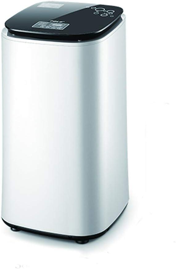 NO BRAND Secadora de Evacuación, Esterilizador de Secadora de Ropa Pequeña Y Silenciosa para el Hogar, Calefacción de Ciclo Estéreo de 360 °, 62L [Clase de Eficiencia Energética A]