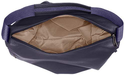 A Donna Leather Tracolla Mellow Blue Blu Mandarina Dress Duck Borsa 7XExxwqPd
