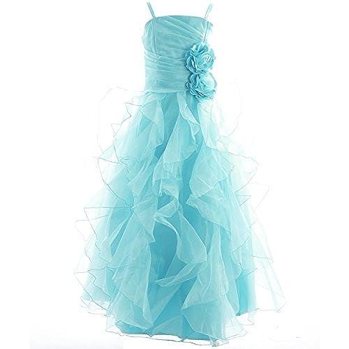 Aqua Blue Long Prom Dresses: Amazon.com
