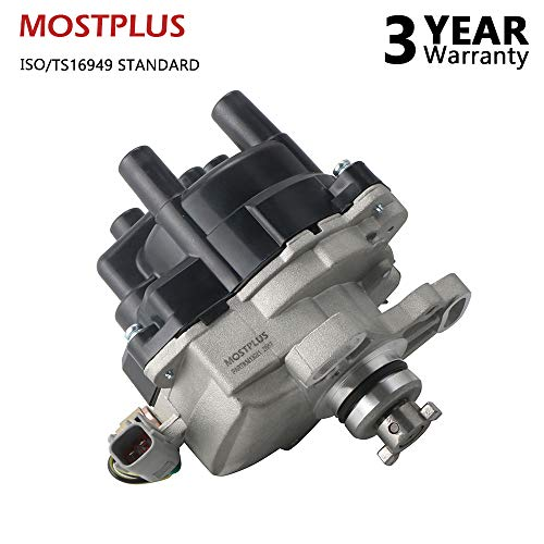 MOSTPLUS New Ignition Distributor for Nissan Altima Replaces 22100-9E001