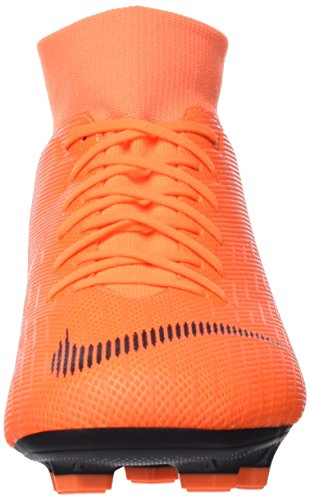 Orange Calcio VI 810 Nike MG Mercurial Superfly Multicolore T Uomo Total da Scarpe Academy Black Pgq40pxq