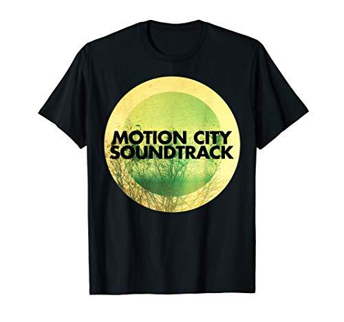 Motion City Soundtrack - Go - Official Merchandise T-Shirt