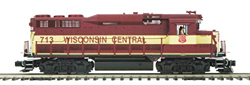 MTH 1:48 O Scale EMD GP-30 Engine Dummy Wisconsin Central #20-2751-3