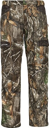 ScentLok Men's Full Season TAKTIX Hunting Pants, Realtree Edge, L
