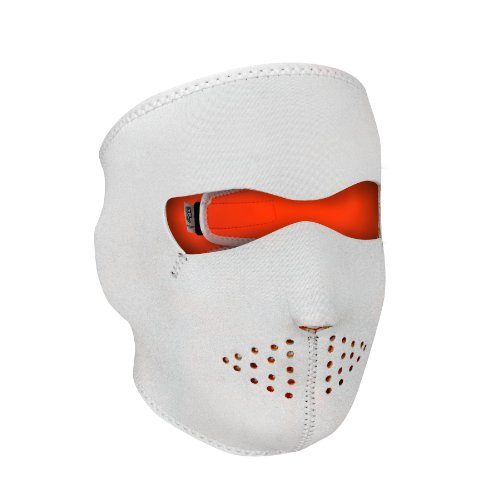 Zanheadgear Neoprene High Vis Orange Reversible