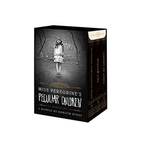 Miss Peregrine Trilogy: Miss Peregrine's Home for Peculiar Children Hollow City Library of Souls Hottest Items Now (Miss Peregrines Home For Peculiar Children House)