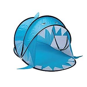 MANDELLI LOGISTICA Tenda da Gioco Bambini cameretta per Bambini Squalo Casetta dei Giochi per Interni ed Esterni, Tenda… 41DM9afZk3L. SS300