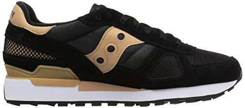 Sneakers Men's Shadow Black tan ORIGINALS Original Saucony FI0qx