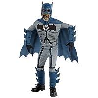 Blackest Night Deluxe Zombie Batman Disfraz y máscara - Pequeño