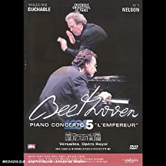 Ludwig Van Beethoven : Concerto pour piano n°5 (2002) - Édition 2 DVD