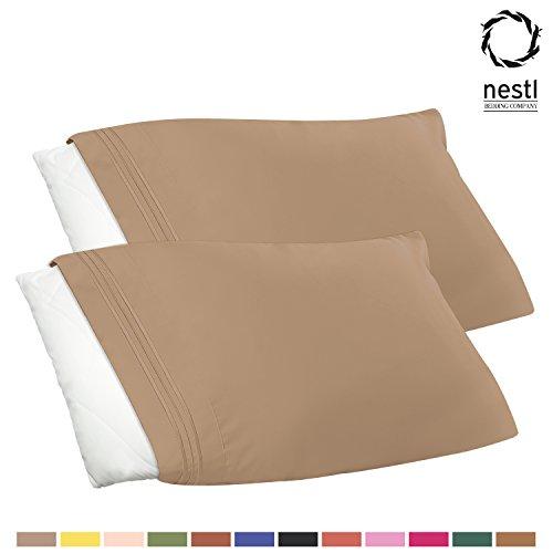 Nestl Pillowcases Brushed Microfiber Softness product image