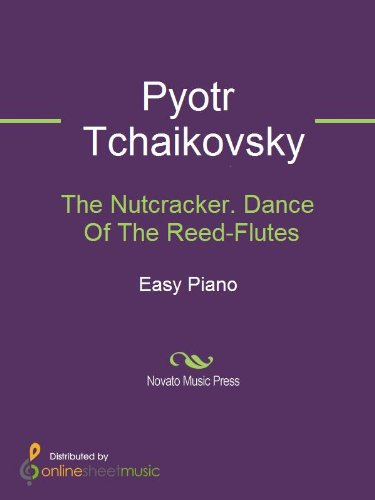 Reed Flutes - The Nutcracker. Dance Of The Reed-Flutes