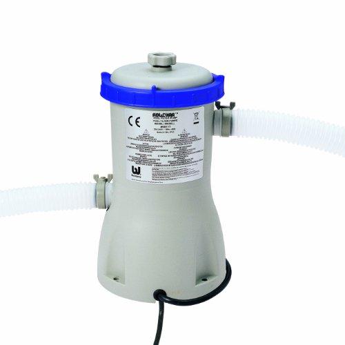 Bestway 800 Gal Pool Filter Pump - Grey by Bestway