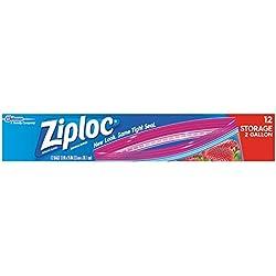 Ziploc Storage Bags Two Gallon