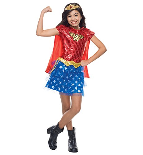 (Rubie's Costume Co Wondergirl Tutu Dress Costume, Medium,)