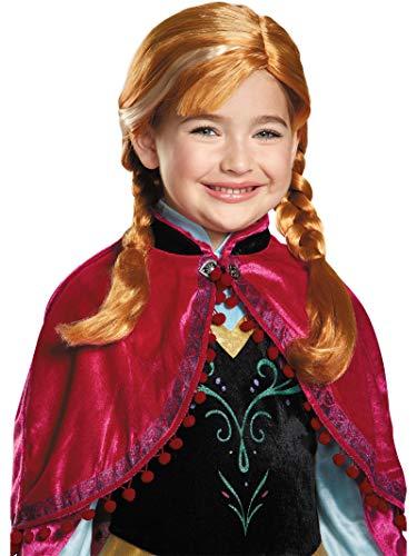 Disney Frozen Anna Wig Child ()