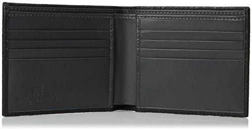 Bruno Wallet Magli Bruno Black Bruno Men's Bicolor Bicolor Wallet Men's Black Magli FF4xrATn
