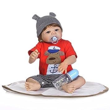 Amazon.com: iCradle Realistic Lifelike Baby Boy Toddler Toy ...
