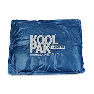 Koolpak Reusable Hot and Cold Extra Large Physio Pack - 36 x 28cm 40
