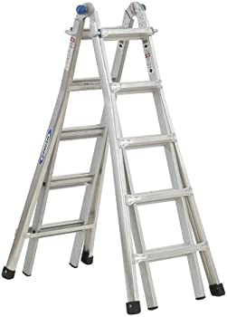 Werner MT-22 22 ft. Multi-position Ladder