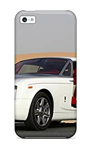 CaseyKBrown BFWXQzG5842ChWIm Case For Iphone 5c With Nice Rolls Royce Ghost 23 Appearance