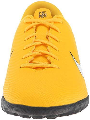 Njr Black Academy amarillo De Zapatillas Jr Vapor Gs White Deporte 710 Niños Nike Multicolor Unisex Tf 12 wX4OZ