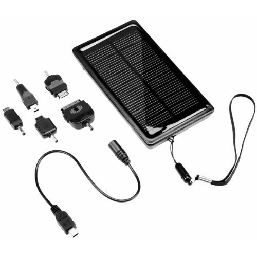 1 Watt Solar Power Pack with Integrated Flashlight for Emergency Use by THUNDERBOLT MAGNUM SOLAR by THUNDERBOLT MAGNUM SOLAR