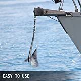 Mophorn Delta Style Boat Anchor 316 Stainless Steel