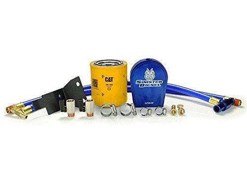 Sinister Diesel SD-COOLFIL-6.0-C Coolant Filtration - Coolant Engine Filter