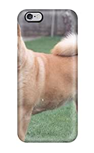 Esther Bedoya Iphone 6 Plus Hybrid Tpu Case Cover Silicon Bumper Chow Chow Dog
