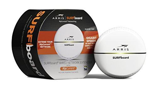 ARRIS SURFboard AC3200 Wi-Fi Router with RipCurrent using G.hn (SBR-AC3200P)