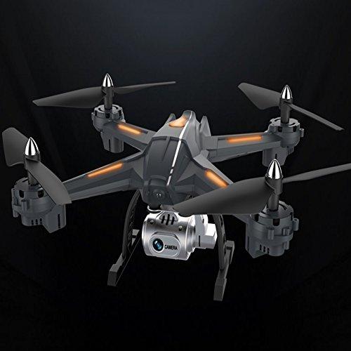 Drones Y Cámaras HD Cámara Ajustable Aérea 1080P HD Quadcopter