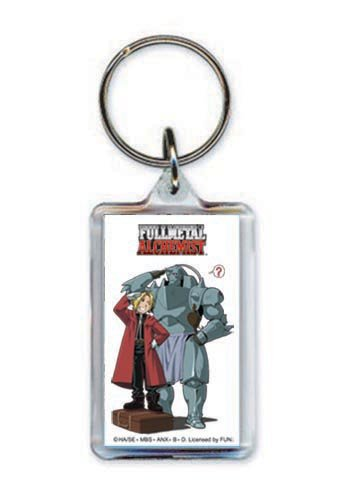 Price comparison product image Fullmetal Alchemist Lucite Key Chain