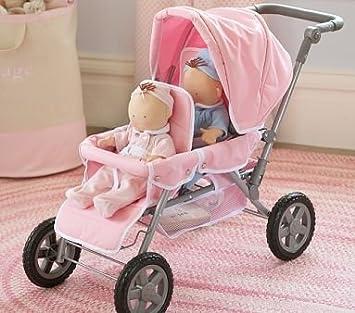 Amazon.com : Pottery Barn Kids Twin Stroller : Baby ...