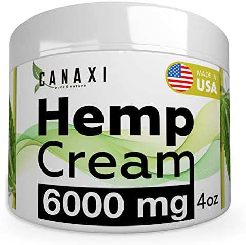 Natural Extract Relief Cream 6000MG