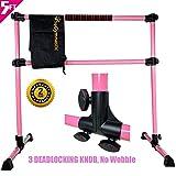 PreGymnastic 5 Ft Adjustable & Portable Double