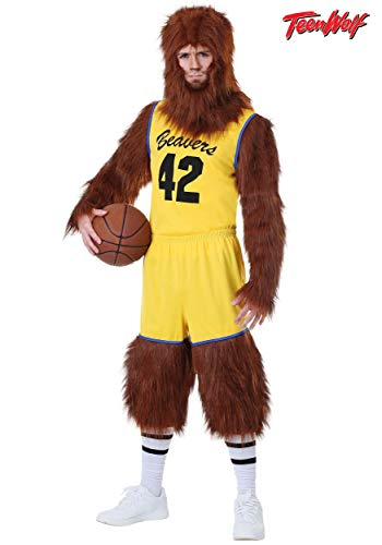 Adult Teen Wolf Costume Large