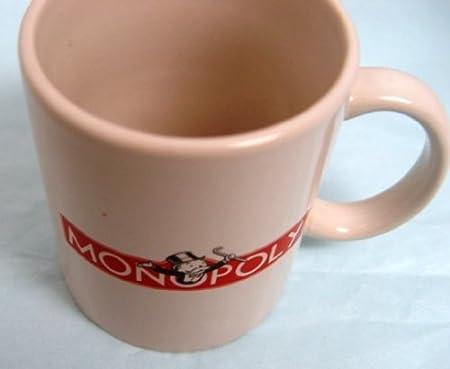 Harrah s Hotel/Casino Las Vegas Monopolio juego Logo taza de café taza: Amazon.es: Hogar