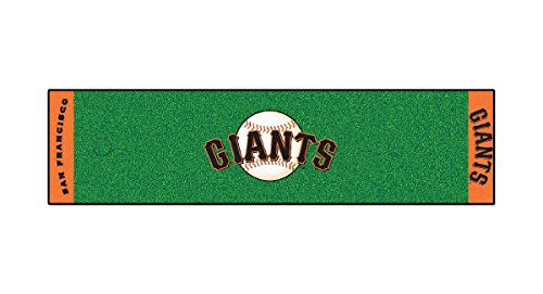 Fanmats San Francisco Giants Putting Green Runner (Giants Putting Green)