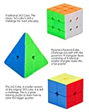 STEAM Life Educational Speed Cube Set 3 Pack