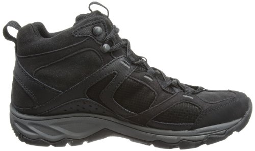 WoMen Carbon Gore Daria Shoes Black Black High Mid Rise Tex Hiking Merrell OqFdwPF