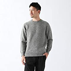 Soglia Lerwick Sweater: Light Grey