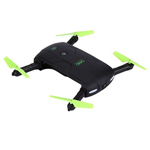 Mini Quadcopter Drone, Cuadricóptero con 480p HD Helicóptero Drone Camera DHD5 para Niños Principiantes